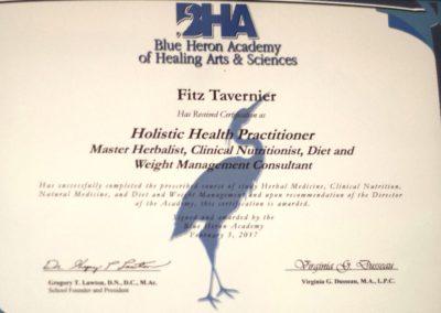Holistic Health Diploma